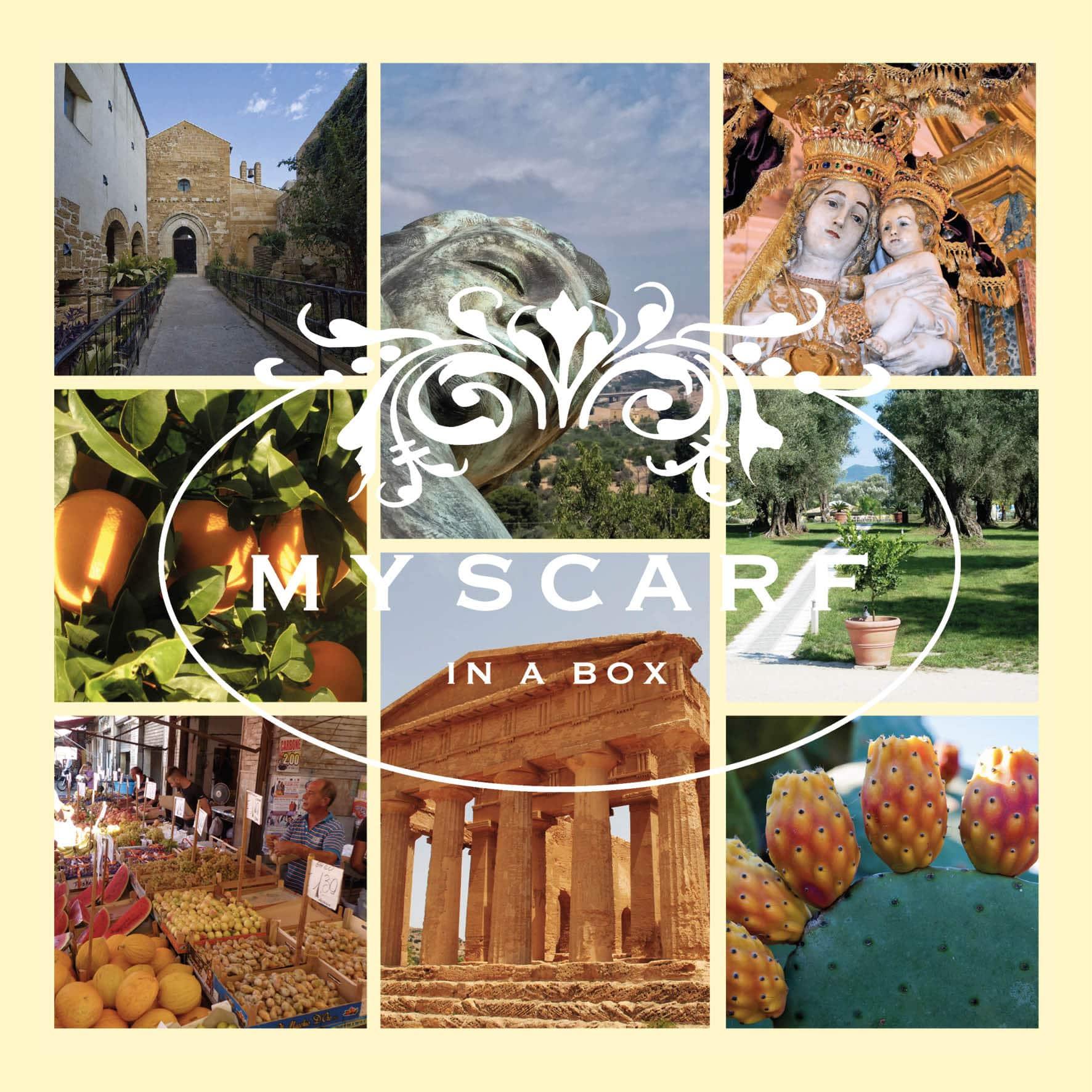 Fruits of Agrigento: una sciarpa Nella Valle Degli Dei